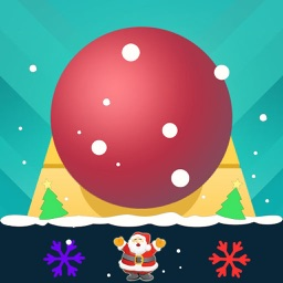 Rolling Sky : Free Level 16 Christmas Games !