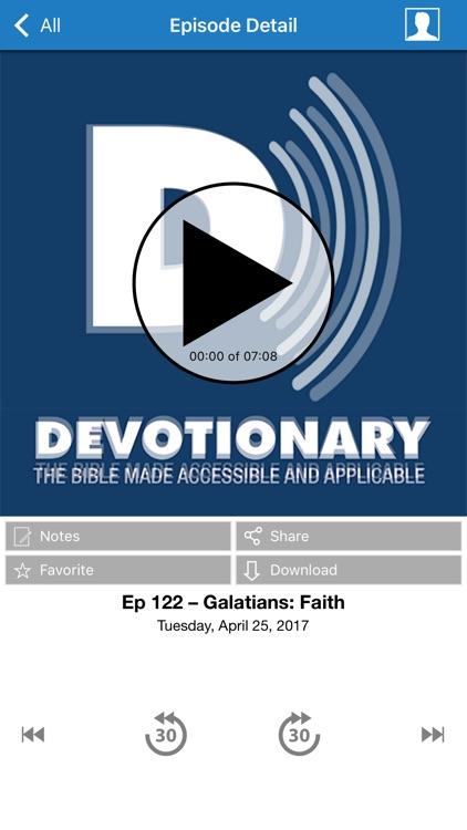 Devotionary Podcast