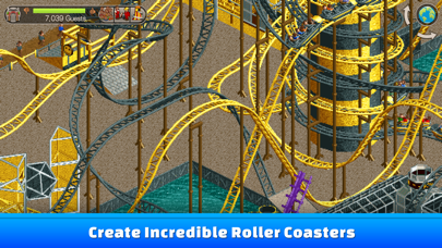 RollerCoaster Tycoon® Classic for windows pc