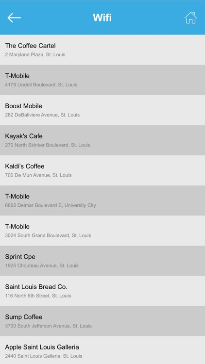 St Louis Wifi Hotspots screenshot-4