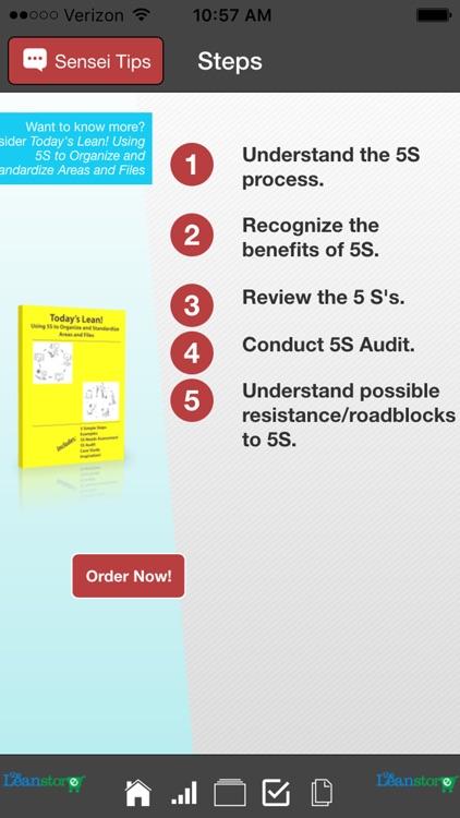 Manufacturing 5S Audit