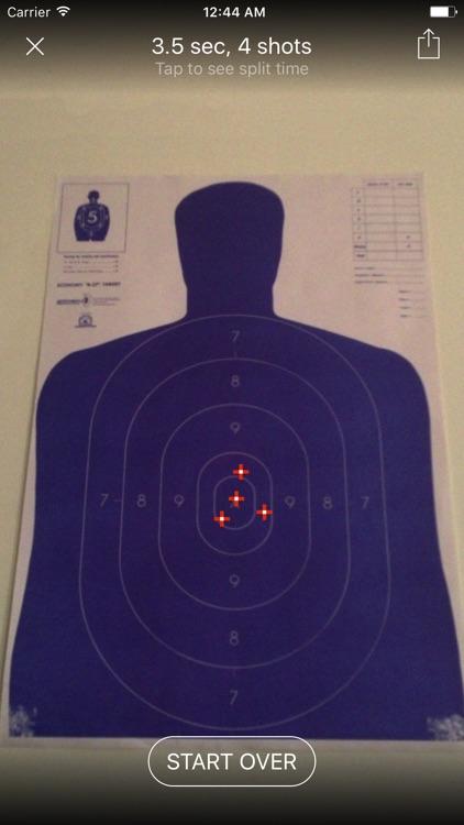 iDryfire Laser Target System screenshot-3