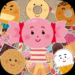 Sweets Touch for Kids App