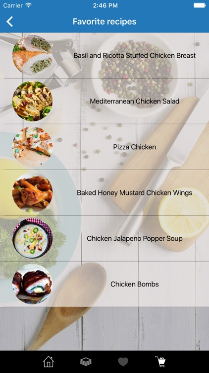 Chicken Recipes for You!
