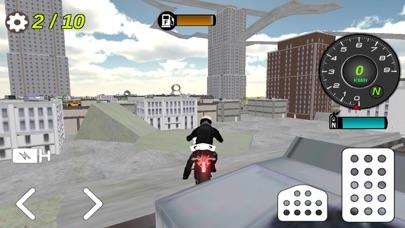 Police Motor-Bike City Simulator 2のおすすめ画像4