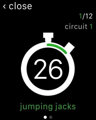 Screenshot #7 for 7 Minute Workout Challenge (Ad Supported)