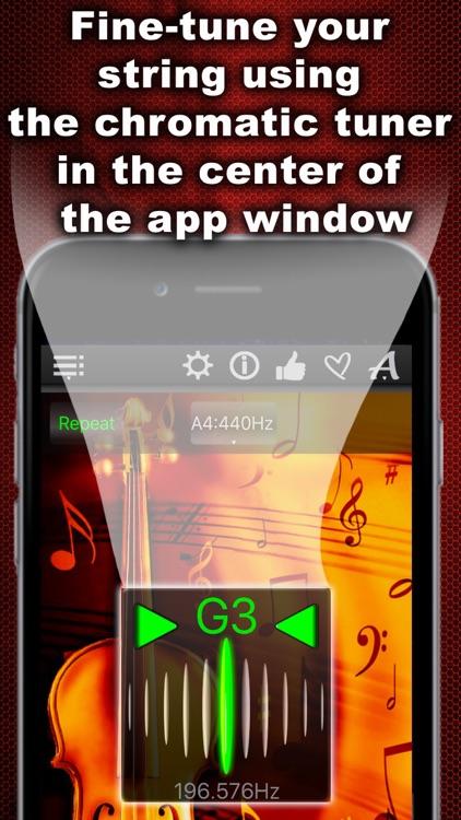 Easy Violin Tuner screenshot-4