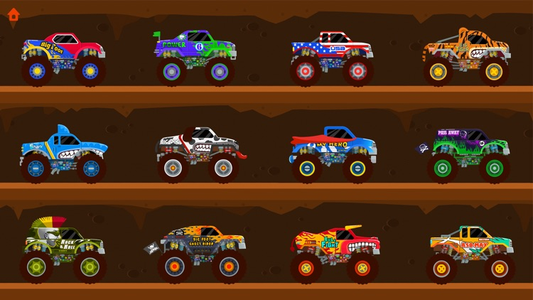 Monster Truck Go - Racing Simulator Games For Kids screenshot-0