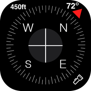 Compass Deluxe Free - Heading for iPhone and iPad Navigation app