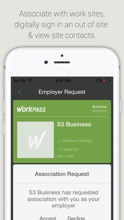WorkPass screenshot-3