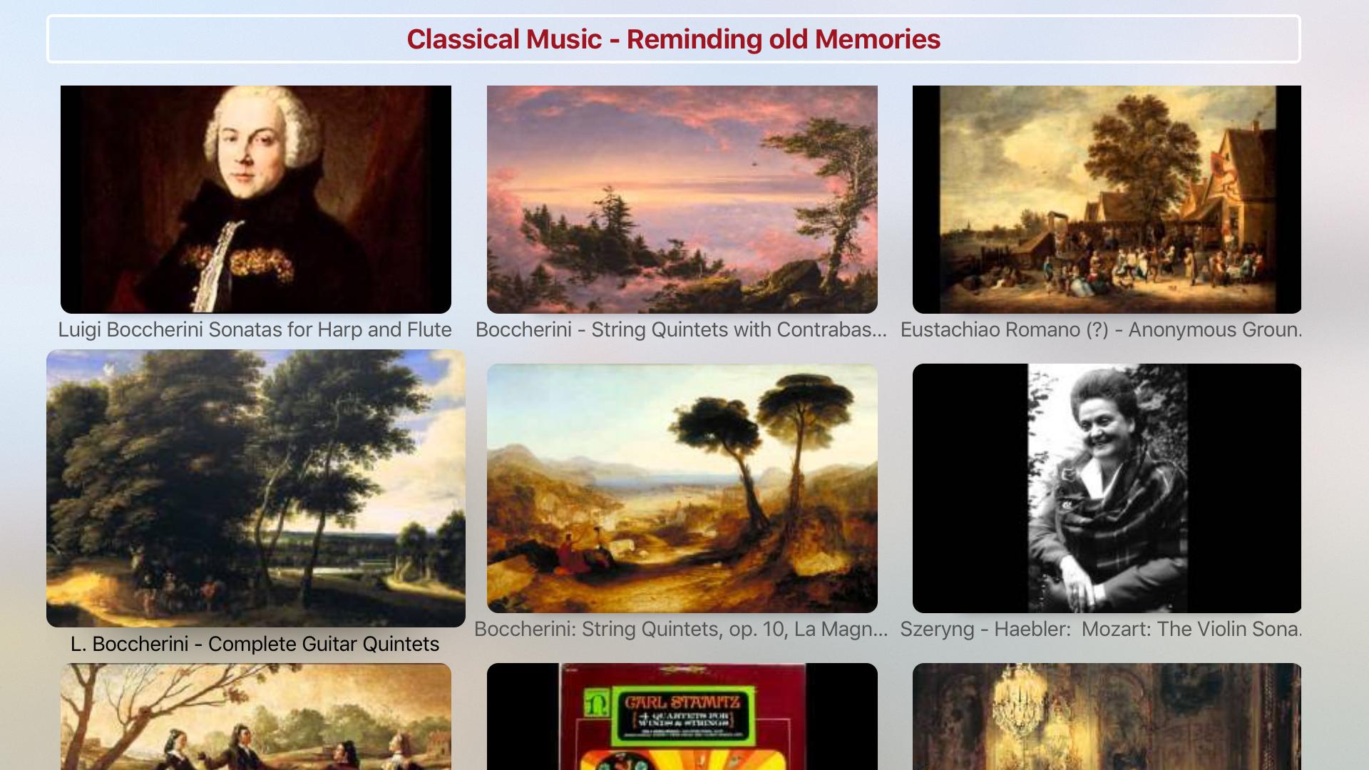 Classical Music - Old Memories screenshot 1