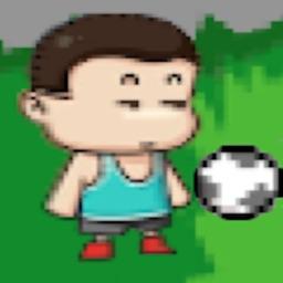 Soccer Boy Juggling