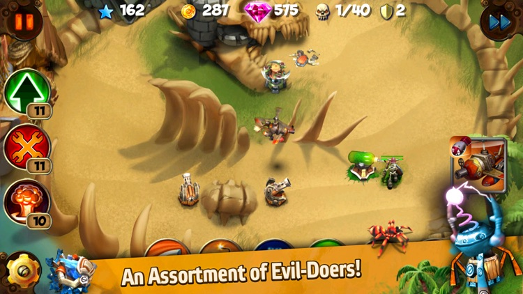 Goblin Defenders: Steel'n'Wood screenshot-1