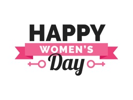 Women's Day Stickers is the best pack to celebrate the International Women's Day (IWD)