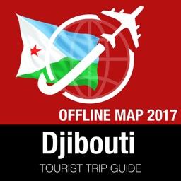 Djibouti Tourist Guide + Offline Map