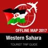 西撒哈拉 旅游指南+离线地图