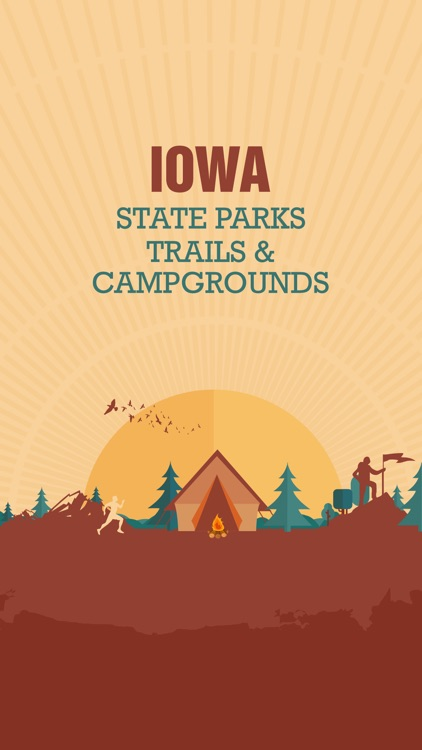 Iowa State Parks, Trails & Campgrounds