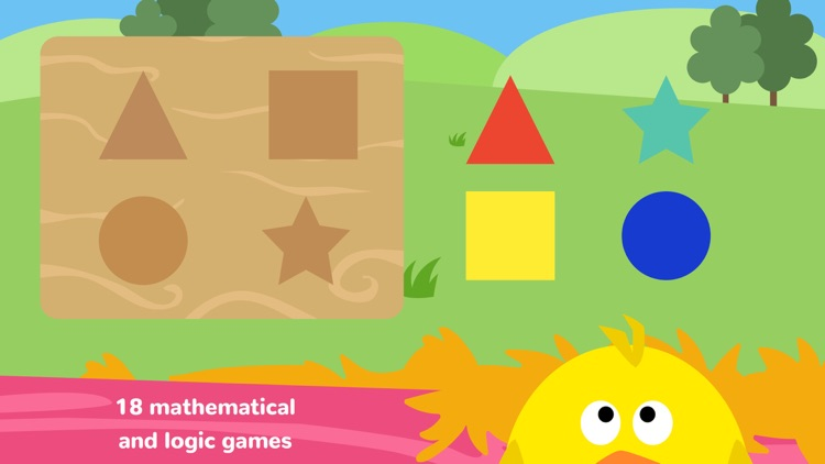 Math Tales The Farm: Rhymes and maths for kids