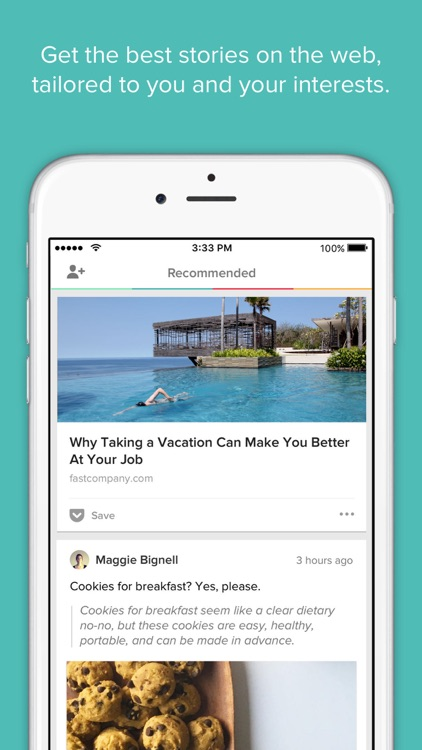 Pocket: Save Articles and Videos to View Later app image