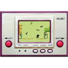 Activities of Helmet LCD Game