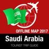 沙特阿拉伯 旅游指南+离线地图