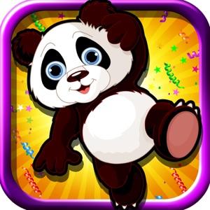 Panda Bunny Run
