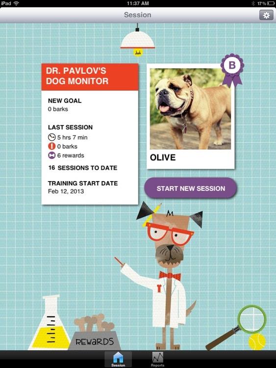 Pavlov Dog Monitor