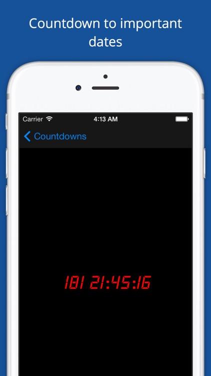 Pi Day Countdown