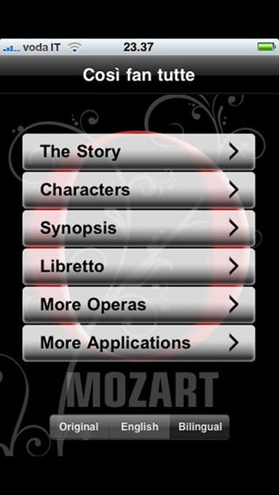 Opera: Così fan tutte