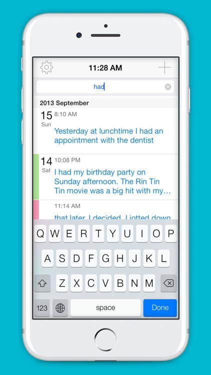 My Diary screenshot-3