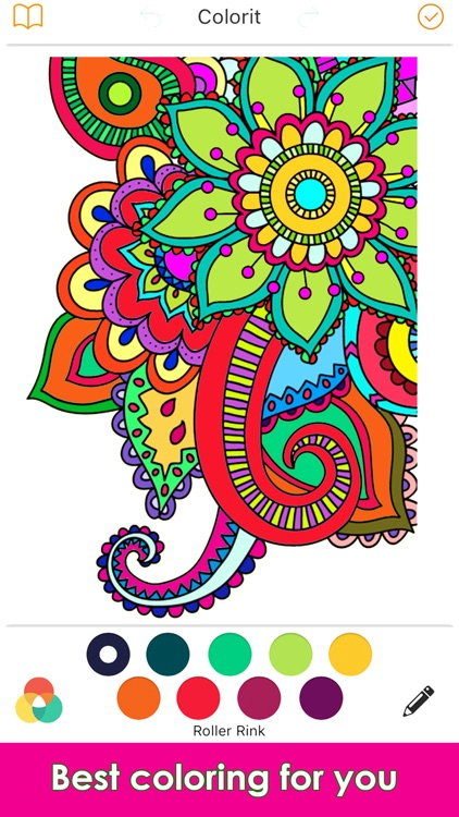 Coloring Me : Coloring Book for Adults