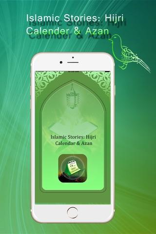Islamic Stories Hijri Calendar & Azan - náhled