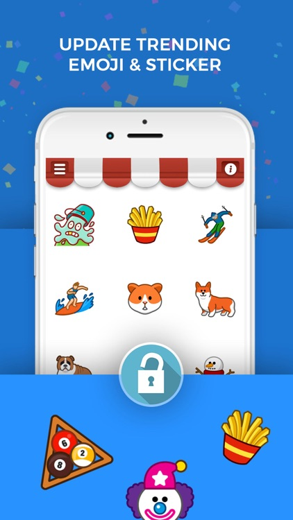 Emojis & Stickers for Keyboard, iMessage & More screenshot-3