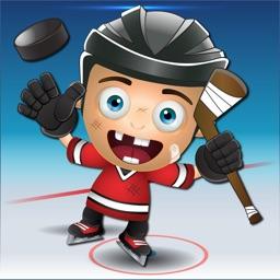 Hockey Emojis Nation - 90+ HD Ice Hockey Emojis