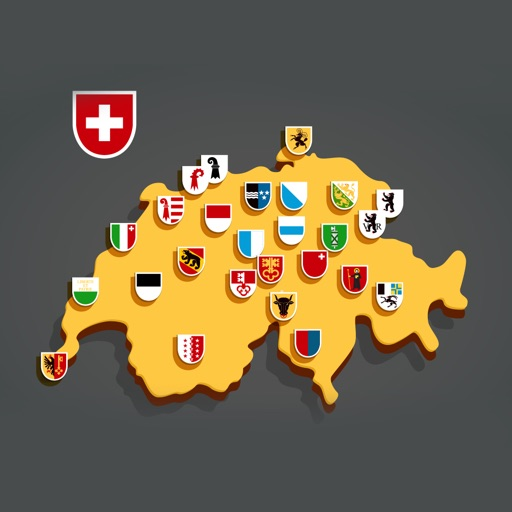 Flags of Swiss Cantons