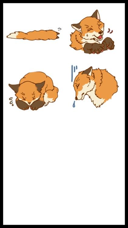 Best Foxy Stickers screenshot-4