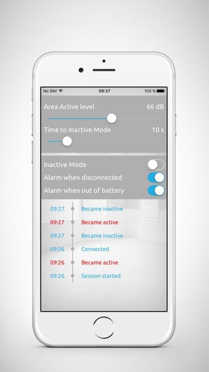 Home Security Monitor Camera screenshot-4