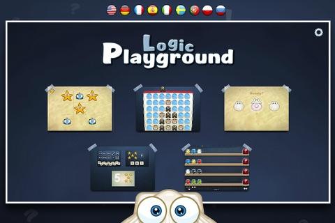Logic Playground PRO - náhled