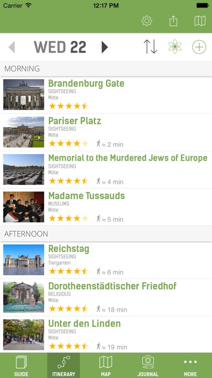 Berlin Travel Guide (with Offline Maps) - mTrip screenshot-1