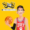 3on3 FreeStyle - iPhoneアプリ
