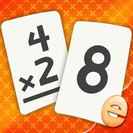 乘閃存卡遊戲趣味數學實踐