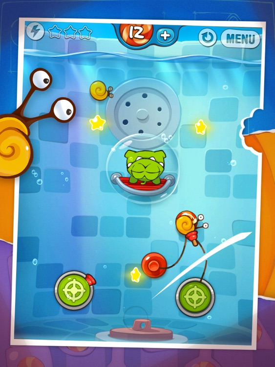 Cut the Rope: Experiments HD ™ screenshot-3