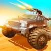 王牌战车 - 疯狂大脚车多人实时对战