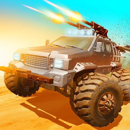 Metal Crusher - Monster Truck Battle Online