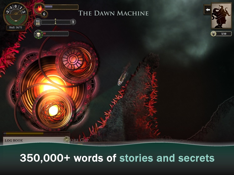 Sunless Sea screenshot-1