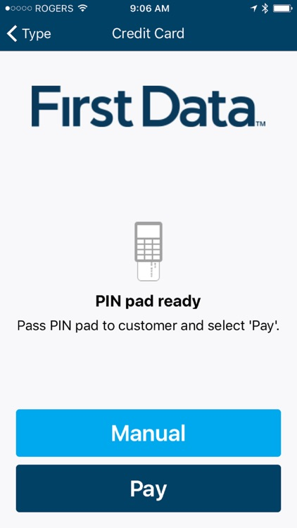 First Data Mobile Pay Plus by First Data Canada