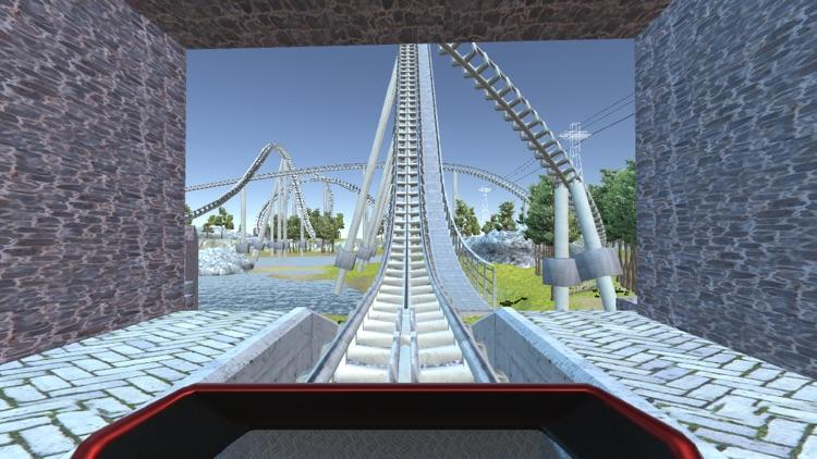 VR Roller Coaster Google Cardboard Virtual Reality