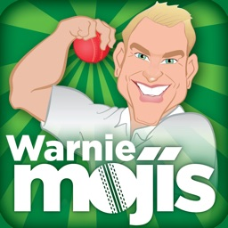 WarnieMojis by Shane Warne