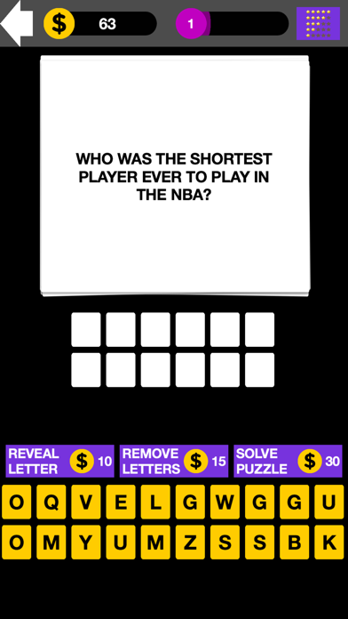 Q&A NBA Basketball Quiz Maestro screenshot three