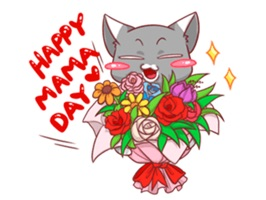 Happy Mother's Day Stickers!